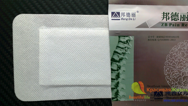ZB Pain Relief Orthopedic plaster